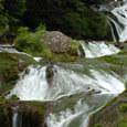 平成16年 8月14日 おしどり隠しの滝