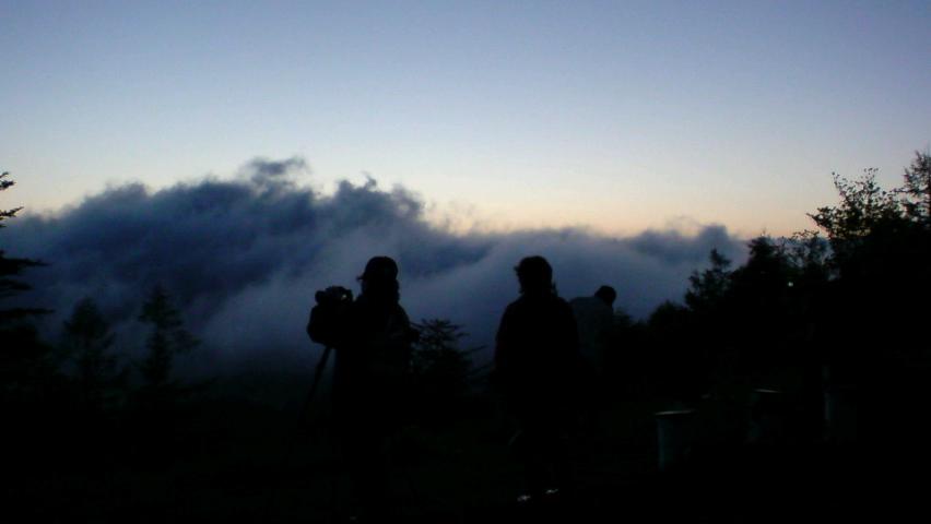 ふるさと雲海