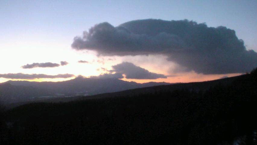 松原湖高原